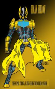 gigan yellow